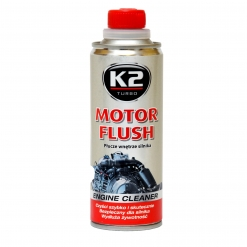 Solutie curatat motor...